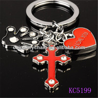 New products 2014 home decoration innovative product keychain