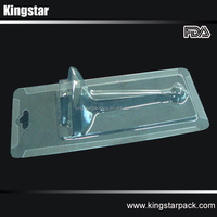 Clear Blister packaging tray for baby supplies & products