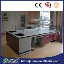 Best selling product 20 mm thickness epoxy resin used chemical lab bench top