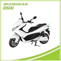 Racing Electric Moped Chinese Motorcycle 125