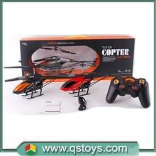 Nova chegada 3.5 canal infravermelho metal controle remoto mini pequeno helicóptero rc avião com gyro
