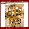 Designs Retail Display Wooden Portable Kiosk Booth