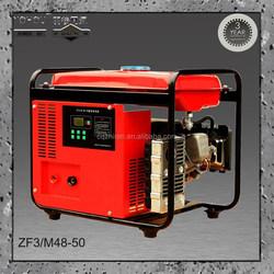 48V 50A/100A DC gasoline generator for telecom