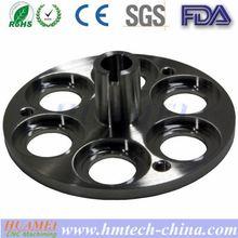 US standard aluminum6061-T6 lathe anodized milling mechanical anodized parts supplier,cnc precision micro machining odm parts