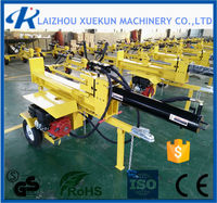 Electric Log Splitter Wood Cutter Of Wood Working Machinery