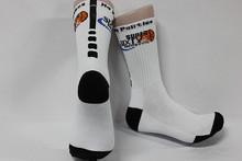 sports custom basketball wholesale elite socks