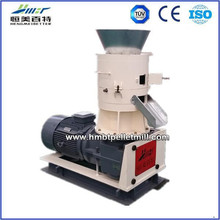 China Supply with Automatic lubrication system duck manure compost pellet mill Home made for sale