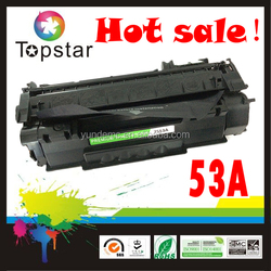 53A Q7553A Q7553X high quality toner cartridges for laserjet hp 2015 printer