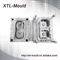 ISO 9001 High Quality plastic mould for sale,flower pot plastic injection mould,mould injection