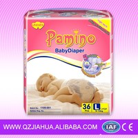 Cheap OEM baby diaper with high absorption