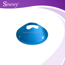PP sports training cones with colorful made in China