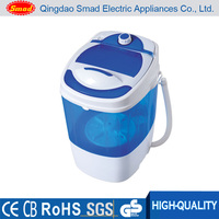 single tub top loading mini baby clothes washing machine