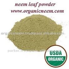 Neem Leaf Powder from India