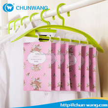 Best selling products air freshener rose wardobe scented sachet