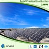 2MW on-grid ground mounting PV solar power system