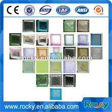 Cheap Price Colorful Glass Block