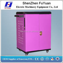 Tablet charging locker / Shenzhen Tablet Storage Charging cart / Factory wholesale storage and charging cart