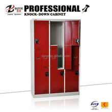 Top selling products z shape steel locker
