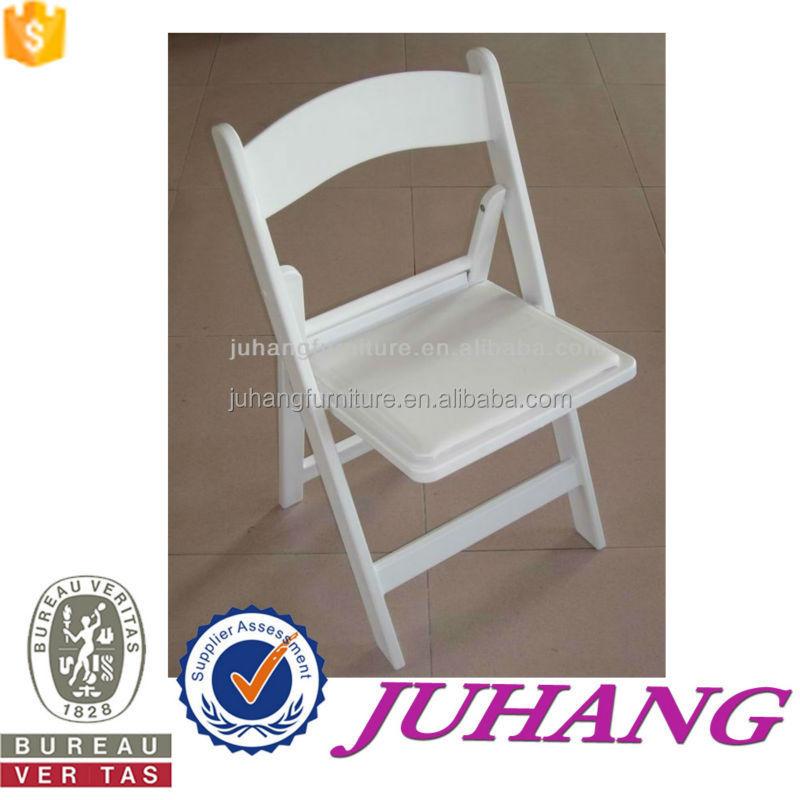Wholesale White Resin Folding Outdoor Wedding Chair Jh sz1 Buy White Outdoo