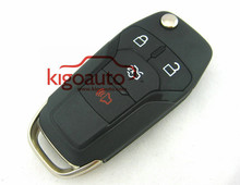 Auto OEM flip Remote key 3 button with panic 315Mhz N5F-AO8TAA for FORD FUSION