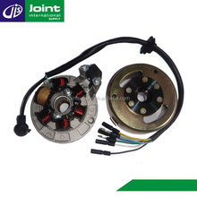 90cc Motorcycle Magneto Ignition System 6 Pins Magneto Stator Coil for Scooter