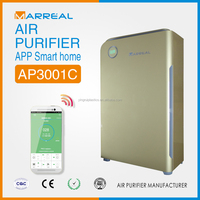 High Efficient Indoor free air fresheners anion and hepa air purifier for room