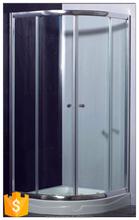 Ast1002shower recinzione/custon cabina doccia in fibra di vetro/cabina doccia bagno con sede
