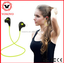 VOSOVO Wireless Communication and Bluetooth,Microphone,Noise Cancelling,Waterproof Function bluetooth headset QY7