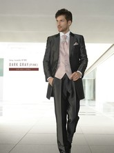 China supplier tailor made suits RM1532 latest men coat pant designs 3 piece man business suit