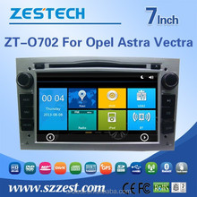 gps navigation for OPEL ASTRA VECTRA car dvd player Support 3G/V-10disc/Audio/Video