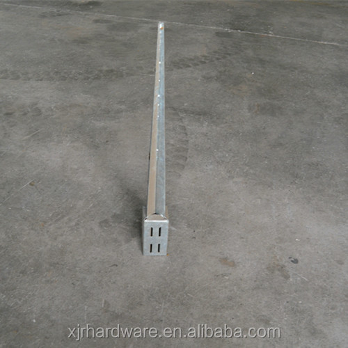 Protective Concrete Poles : Concrete pole anchor buy ground