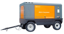 prices portable diesel air compresor 17bar