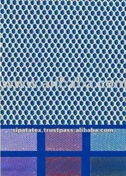 High Quality 100% Nylon Mesh Knitted Tricot Fabric