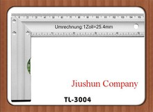 Have a long historical standing 35cm Right Angle Square Ruler