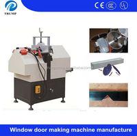 2015 new design factory price supply PVC Window Mullion Cutting Saw / V-notch Cutting Machine / PVC Profile V Cutting Machine