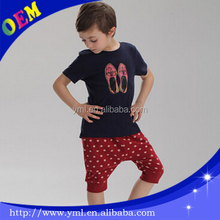 newest fashion children wear kid t shirt from china manufacturer