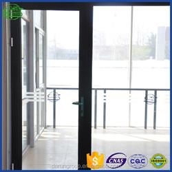 high quality competitive price anodized aluminium door supplies