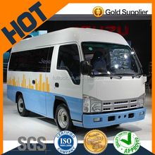 Made in china Japan 10 seats euro4 mini bus good price for sale