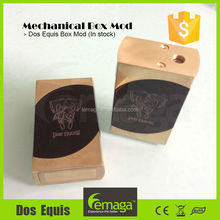 chinese electronics dos equis mod clone hammer of god box mod clone electronic cigarette accessories by Lemaga