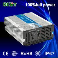 High effiency 1000W power inverter DC to AC converter