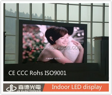 Popular sell 3mm LED display p3 screen led video sign xxx moves