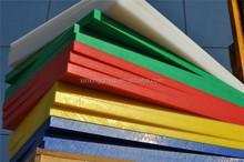 uv resistant hdpe sheet, 100% virgin HDPE board, black plastic HDPE sheet