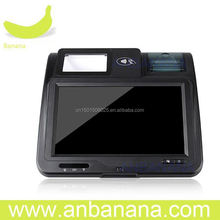 Advanced 3g wifi barcode scanner lan interfaces point of sale