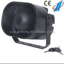 GB-32 car backup alarm/ 15watt/20watt/25watt alarm/ backup siren
