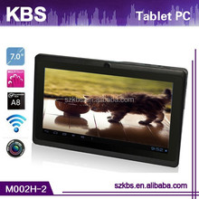 Hot sale 7 inch android 4.4 tablet 3d