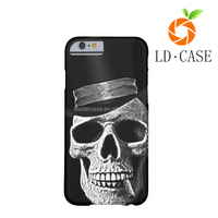 Best sell mobile phone case custom skeleton 3D rock printed for Samsung galaxy