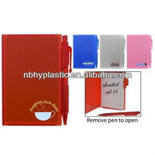HY0401A Promotional Small Notebook with pen