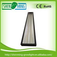 2*54W T5 Greenhouse Equipment Fluorescent Lighting Fixture