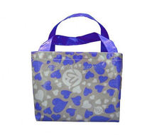 cheap fashion non woven fabric t shirt bag/ cheap cute tote bags/ fashion 2013 fashion college bags