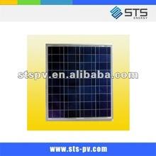 high efficiency 50W solar panel